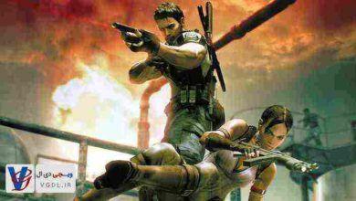 دانلود بازی Resident Evil 5 رزیدنت اویل 5
