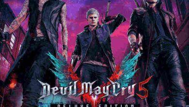 دانلود بازی Devil May Cry 5 برای کامپیوتر به دانلود بازی دویل مای کرای ۵ 2019
