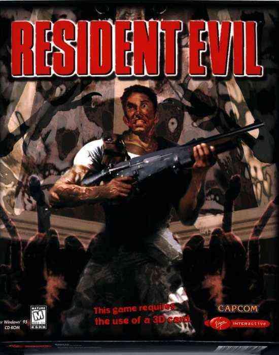 دانلود Resident Evil 1 برای pc - دانلود بازی رزیدنت اویل ۱
