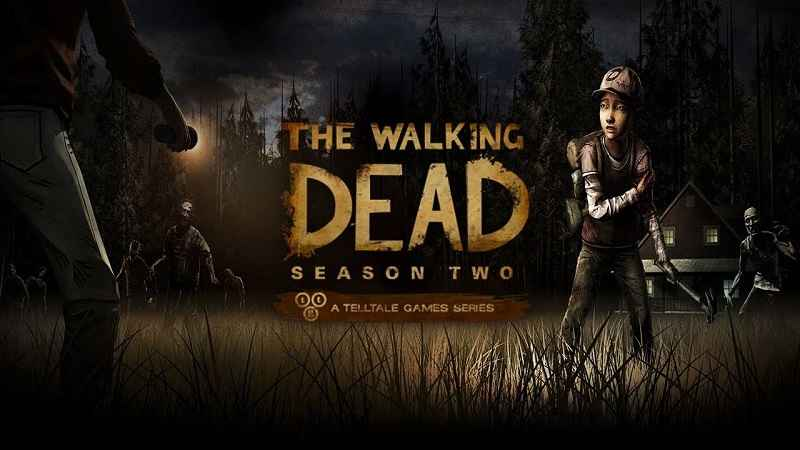 The Walking Dead Complete Season Two