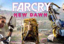 دانلود بازی Far Cry New Dawn فارکرای 7 نیو دون