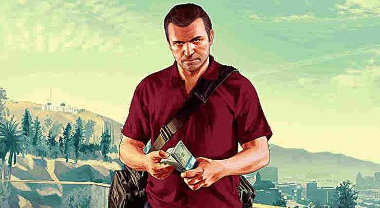 دانلود بازی GTA V - دانلود جی تی ا وی 5