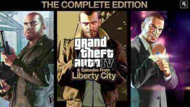 Photo of GTA IV – Grand Theft Auto IV Complete Edition