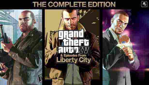 دانلود بازی کامپیوتر GTA IV Complete Edition با لینک مستقیم و آپدیت شده