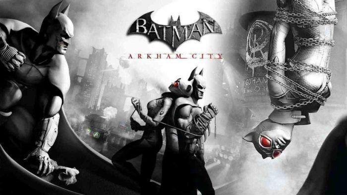 Batman Atkham City Goty Edition