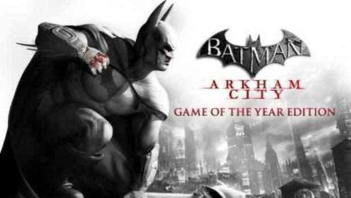 Batman Atkham City Goty Edition
