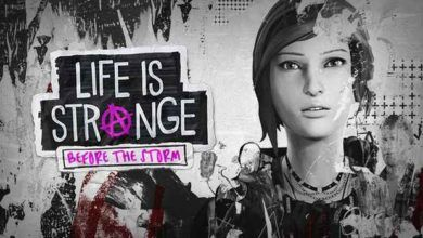 Life is Strange Before the Storm Farewell
