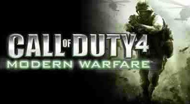 cod 4 390x215 - 2007+ Call of Duty Modern Warfare + Remastered (+ نسخه فارسی) کال آف دیوتی 4