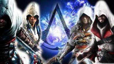 موزیک های اصلی سری مجموعه Assassin's Creed از ۲۰۰۷ تا ۲۰۱۸