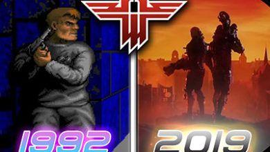 سیر تکاملی بازی Wolfenstein از 1981 تا به 2019