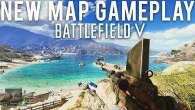 گیم پلی مپ جدید بازی Battlefield V - ویجی دی ال - vgdl.ir