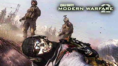 ویدیویی از کشتن Ghost در بازی Modern Warfare 2 توسط Shepherd
