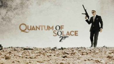 ۰۰۷ Quantum of Solace
