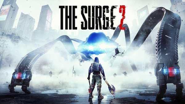 دانلود بازی The Surge 2