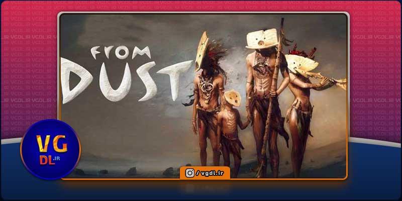 دانلود بازی کامپیوترFrom Dust