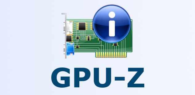 نرم افزار GPU Z جی پی یو زد