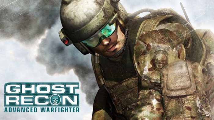 Ghost Recon Advanced Warfighter 1
