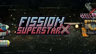 بازی Fission Superstar X