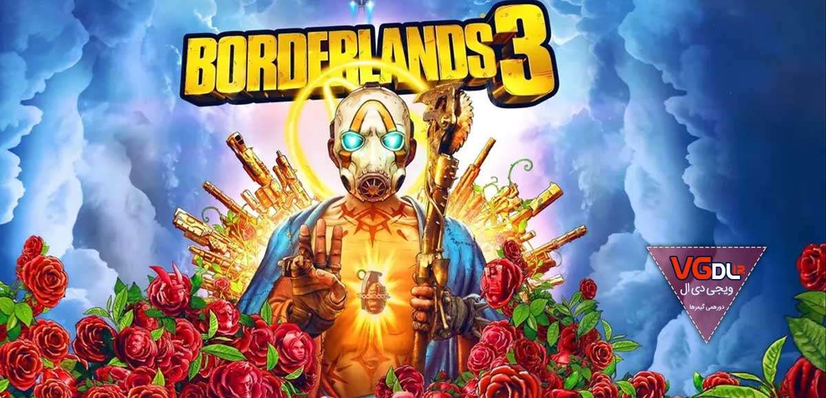 Borderlands 3 on vgdl.ir  - دانلود بازی Borderlands 3 + All dlc نسخه فشرده کامل fitgirl , corepack
