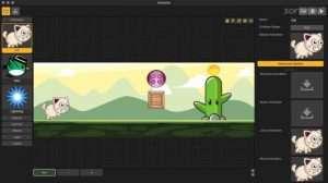 Buildbox 1 bzzt 300x168 - دانلود نرم افزار BuildBox نرم افزار ساخت بازی بدون نیاز به دانش برنامه نویسی - ساخت آسان و سریع بازی