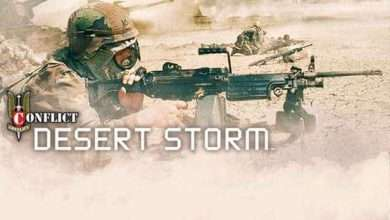 Photo of دانلود بازی Conflict Desert Storm + کرک برای کامپیوتر + نسخه کم حجم و فشرده (طوفان صحرا)