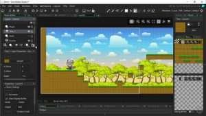قابلیت های نرم افزار گیم میکر (Game Maker)