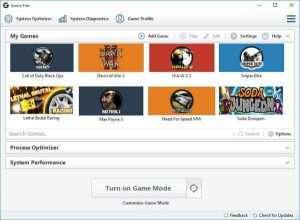 دانلود Game Fire Professional نرم افزار بهینه سازی اجرای بازی های کامپیوتری