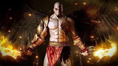 Photo of ۵ لحظه تاپ ریج و خفن از کریتوس در سری بازی god of war