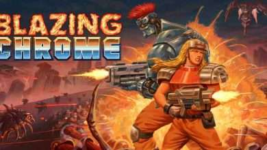 H2x1 NSwitchDS BlazingChrome image1600w bzzt 390x220 - دانلود بازی Blazing Chrome + Dlc - بازی سبک Contra و Metal Slug