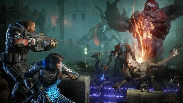 "دانلود بازی Gears 5 + کرک نسخه fitgirl , corepack (بازی Gears of War 5) ""بزودی"""