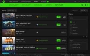 دانلود نرم افزار Razer Cortex Game Booster 9.8 کنترل و مدیریت سیو و اطلاعات سرعت بازی ها در ویندوز کامپیوتر