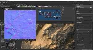 دانلود نرم افزار Allegorithmic Substance Designer ساخت تکسچر برای بازی