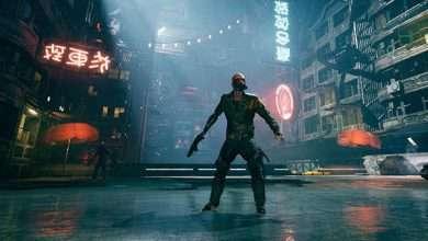 بازی Ghostrunner معرفی شد + تریلر