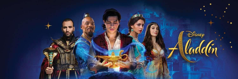 دوبله فارسی فیلم Aladdin 2019 (علاءالدین و غول چراغ جادو) HD