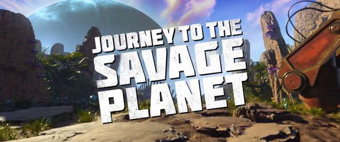 دانلود بازی Journey to the Savage Planet