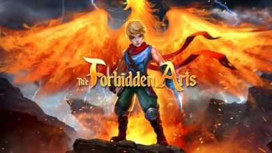 بازی The Forbidden Arts