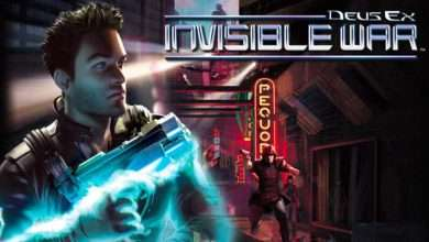 دانلود بازی deus ex invisible war