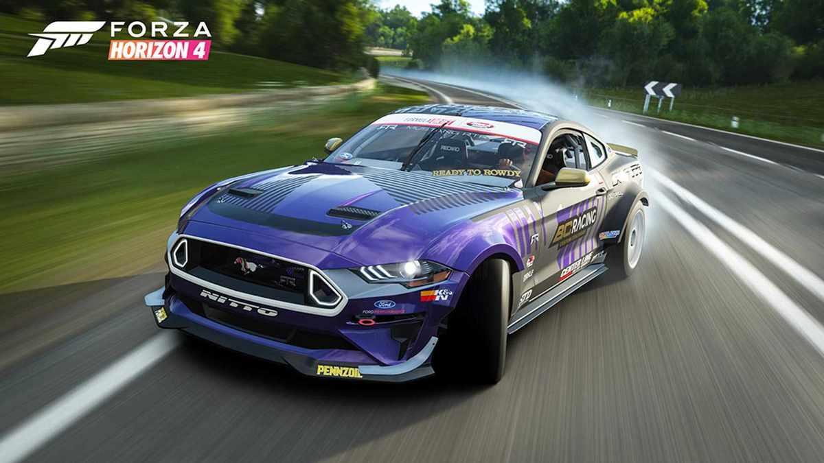 Forza Horizon 4 Fitgirl