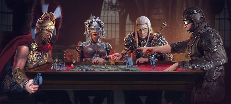 دانلود بازی های سبک نقش آفرینی در ویجی دی ال