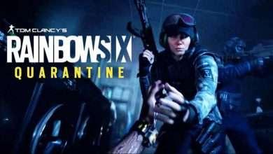 دانلود بازی Tom Clancy's Rainbow Six Quarantine برای کامپیوتر