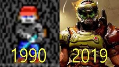 Photo of ۳۰ سال بازی با id Software – تکامل گیم های این کمپانی