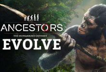 دانلود بازی Ancestors The Humankind Odyssey + کرک و دی ال سی ها + نسخه fitgirl , corepack