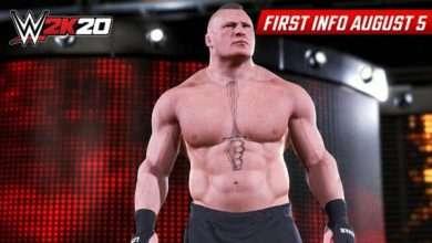 Photo of تصاویر رسمی WWE2K20 منتشر شدند + اعلام زمان انتشار اطلاعات بازی