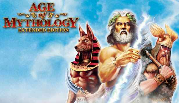 Age of Mythology Extended Edition - دانلود بازی Age of Mythology Extended Edition دوبله فارسی Tale of the Dragon (عصر اساطیر)