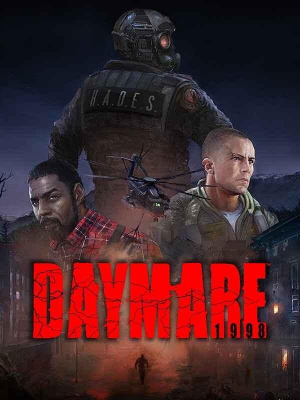 Daymare 1998 pc cover large - دانلود بازی Daymare 1998 + نسخه فشرده fitgirl , corepack