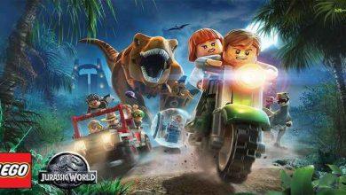 Photo of دانلود بازی LEGO Jurassic World + All dlc + نسخه فشرده fitgirl , corepack (لگو پارک ژوراسیک)