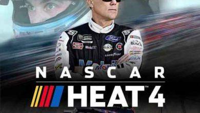 Photo of دانلود بازی NASCAR Heat 4 + نسخه فشرده fitgirl , corepack (نسکار ۴)