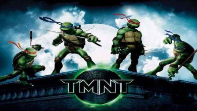 TMNT Teenage Mutant Ninja Turtles 2007