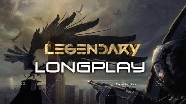 دانلود بازی کامپیوتر لجندری Legendary