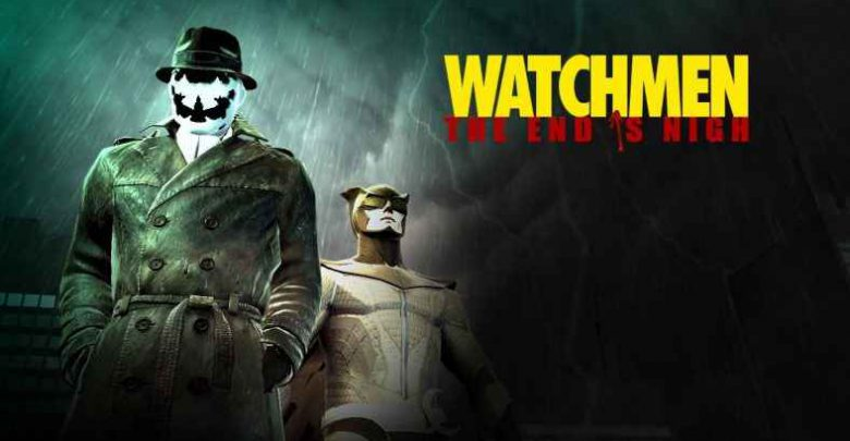 Photo of Watchmen The End is Nigh واچمن